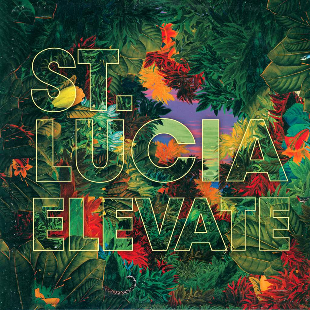"St. Lucia: Elevate, 12"" Maxi Single (Vinyl)"