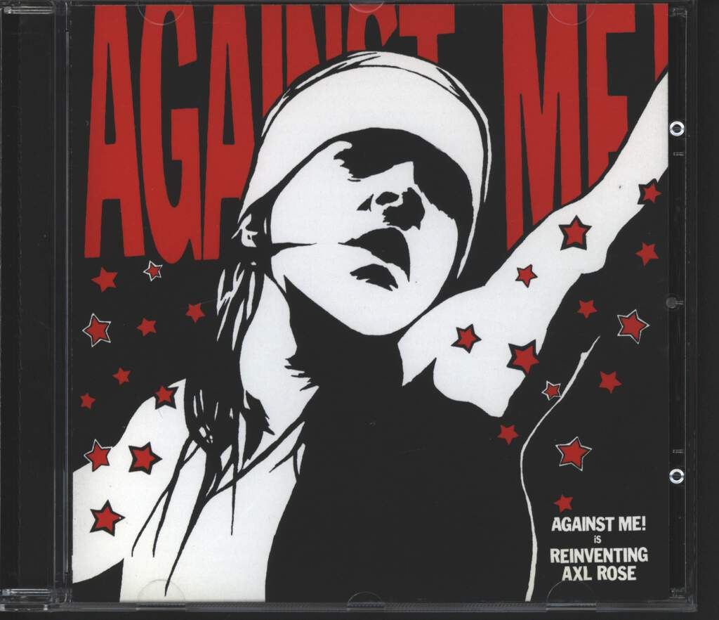 Against Me: Reinventing Axl Rose, CD