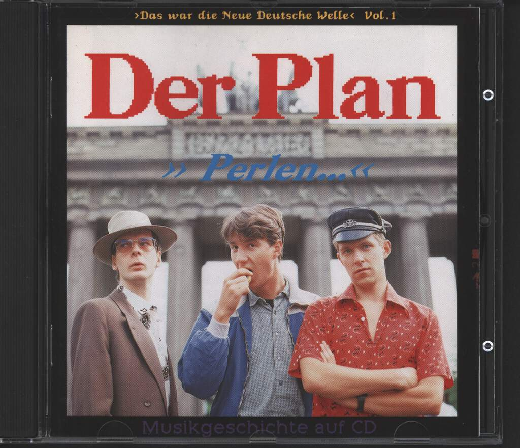 Der Plan: »Perlen…«, CD