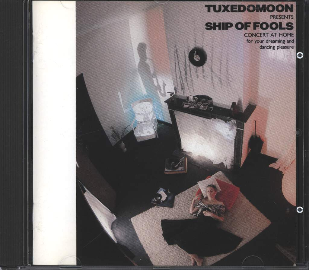 Tuxedomoon: Ship Of Fools, CD
