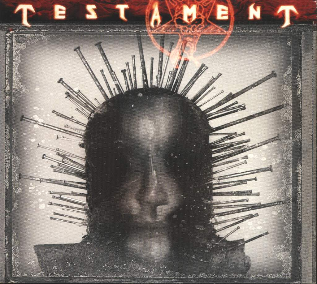 Testament: Demonic, CD