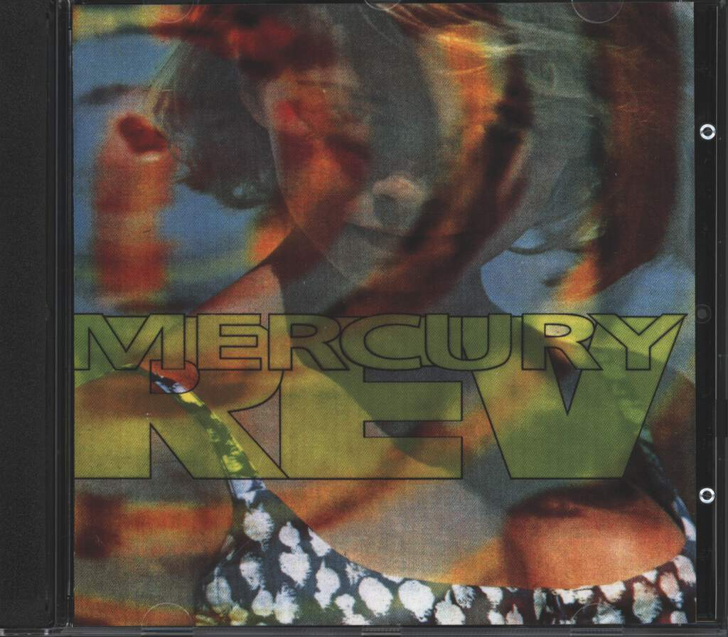 Mercury Rev: Yerself Is Steam / Lego My Ego, 2×CD