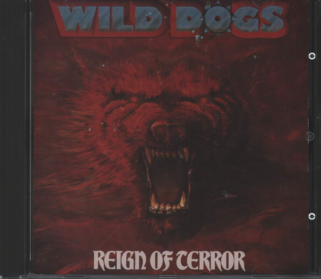 Wild Dogs: Reign Of Terror, CD