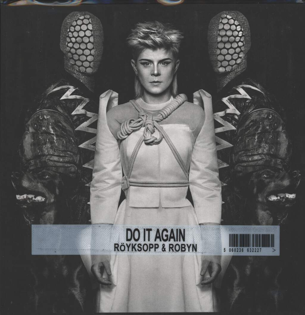 Röyksopp: Do It Again, Mini LP (Vinyl)
