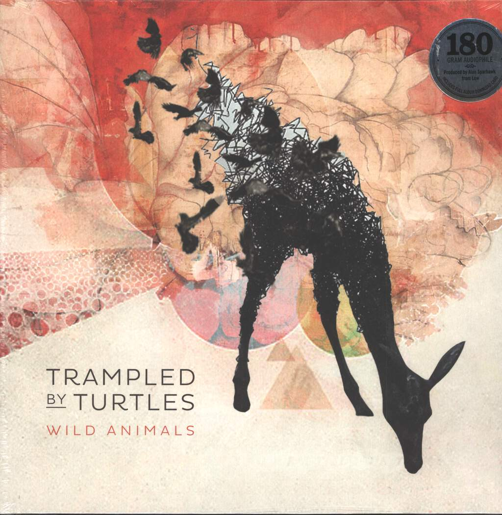 Trampled By Turtles: Wild Animals, LP (Vinyl)