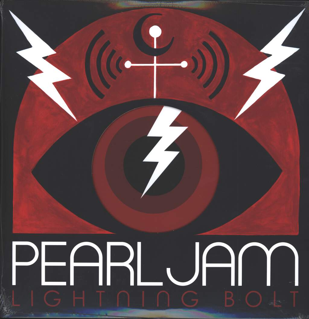 Pearl Jam: Lightning Bolt, 2×LP (Vinyl)
