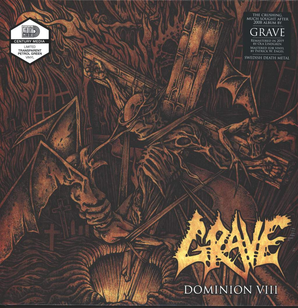 Grave: Dominion VIII, LP (Vinyl)