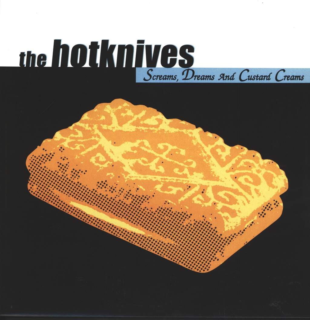 Hotknives: Screams, Dreams And Custard Creams, LP (Vinyl)