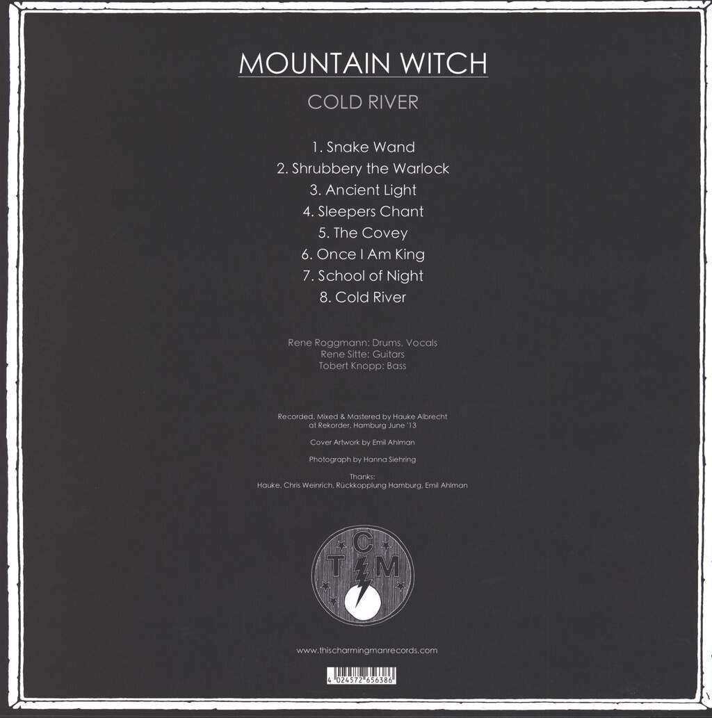 Mountain Witch: Cold River, LP (Vinyl)