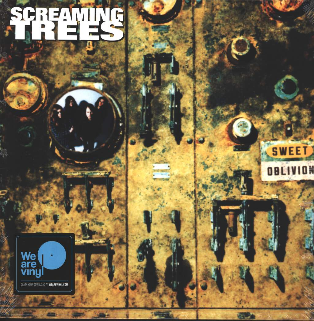 Screaming Trees: Sweet Oblivion, LP (Vinyl)