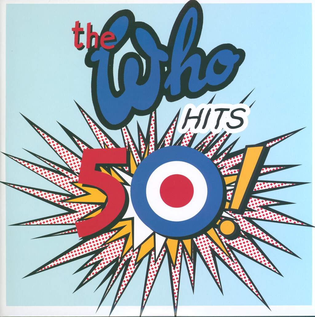 The Who: The Who Hits 50!, 2×LP (Vinyl)