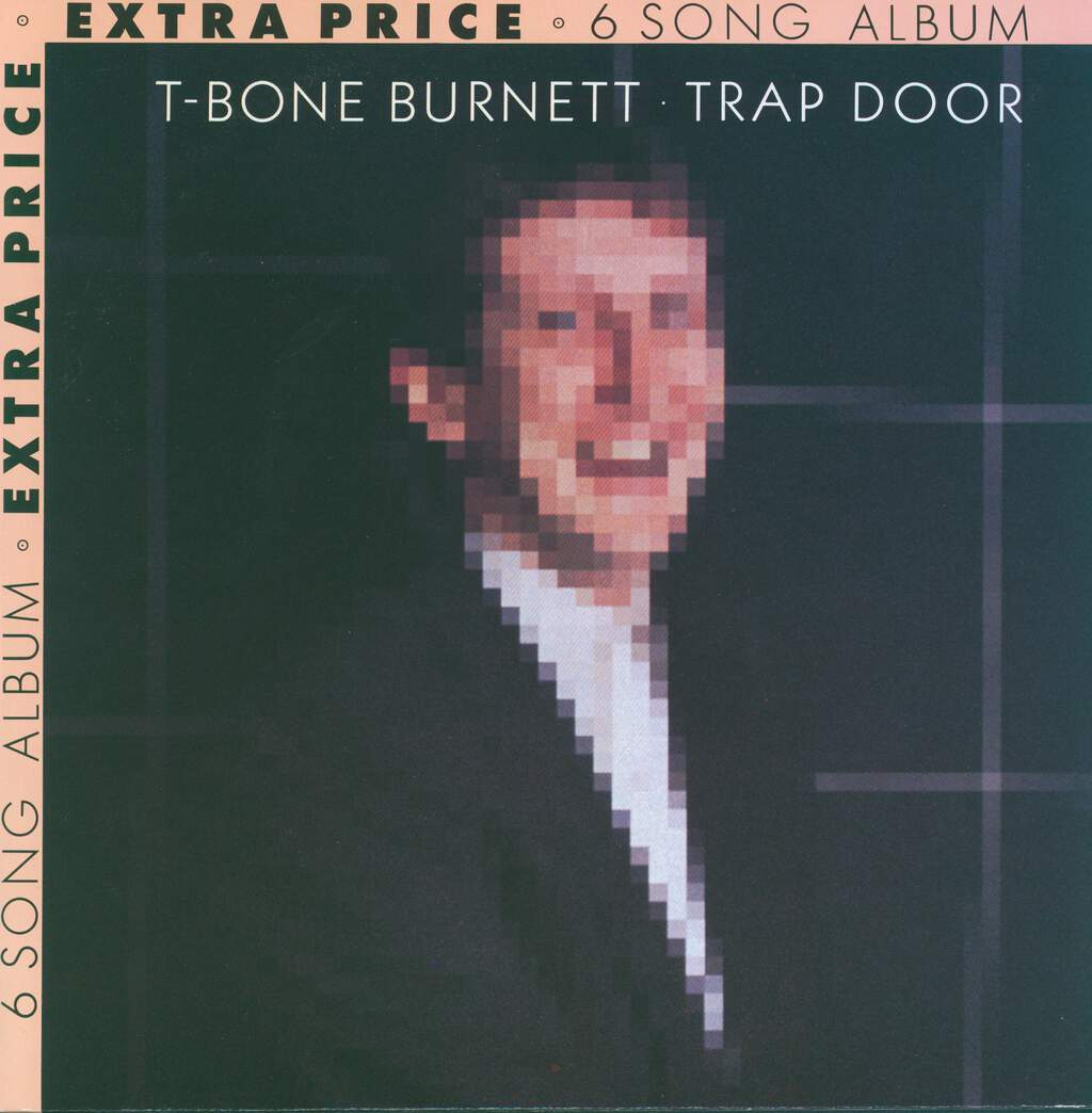 "T-Bone Burnett: Trap Door, 12"" Maxi Single (Vinyl)"