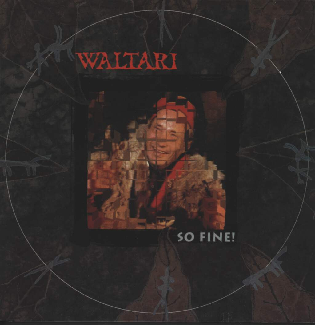 Waltari: So Fine!, LP (Vinyl)