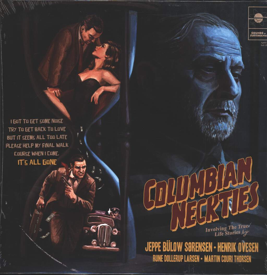 Columbian Neckties: It's All Gone, LP (Vinyl)