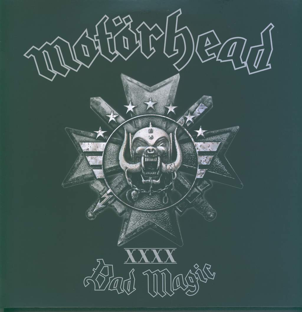 Motörhead: Bad Magic, LP (Vinyl)