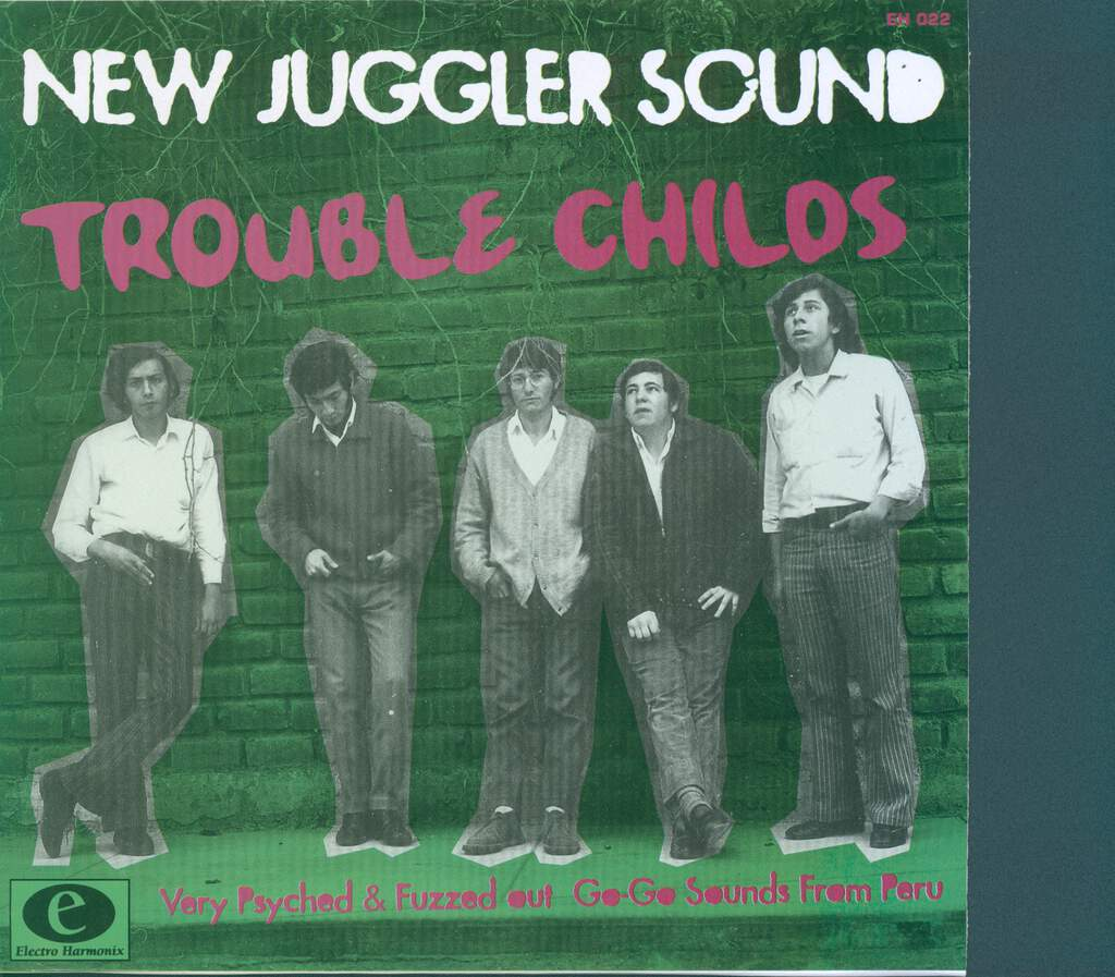 The New Juggler Sound: Trouble Childs (Very Psyched & Fuzzed out Go-Go Sounds From Perú), LP (Vinyl)