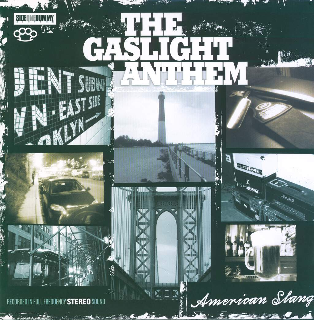 The Gaslight Anthem: American Slang, LP (Vinyl)
