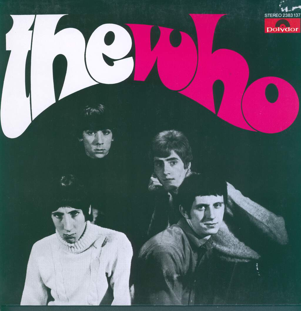 The Who: The Who, LP (Vinyl)