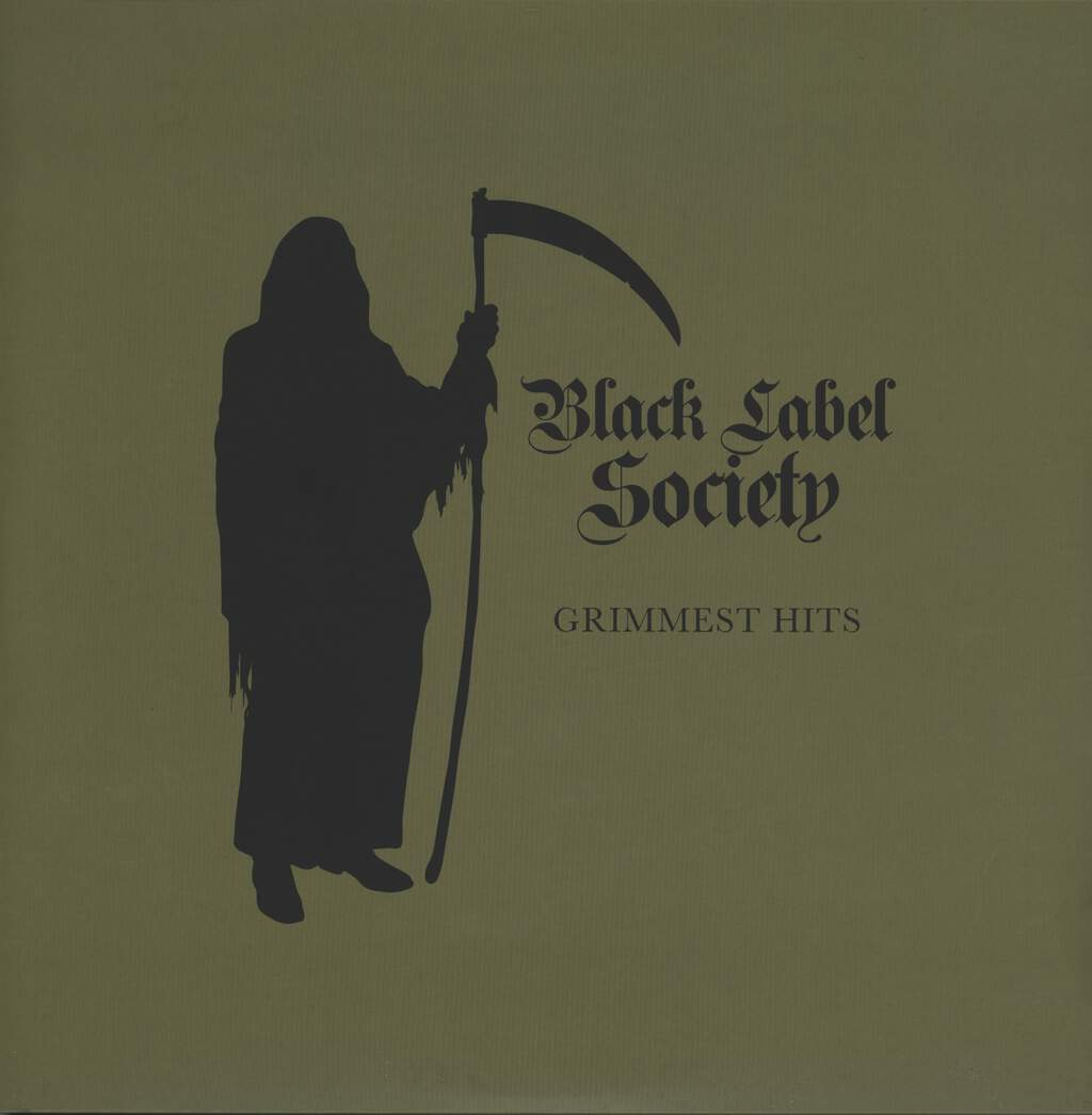 Black Label Society: Grimmest Hits, 2×LP (Vinyl)