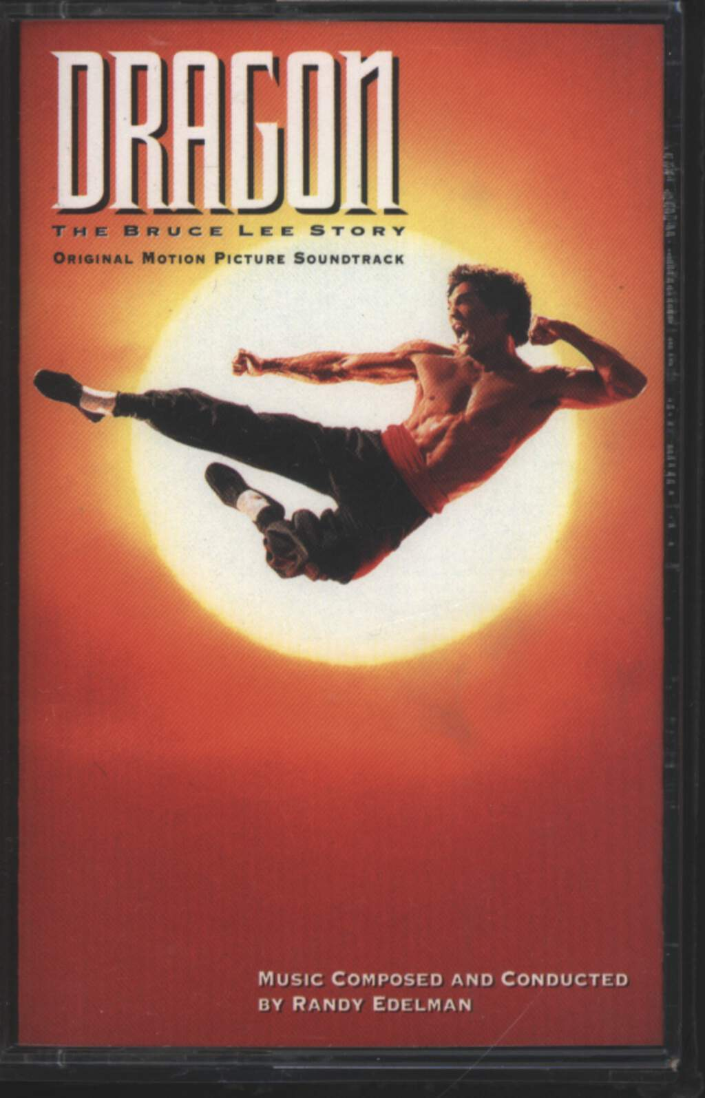 Randy Edelman: Dragon: The Bruce Lee Story (Music From The Original Motion Picture Soundtrack), Tape