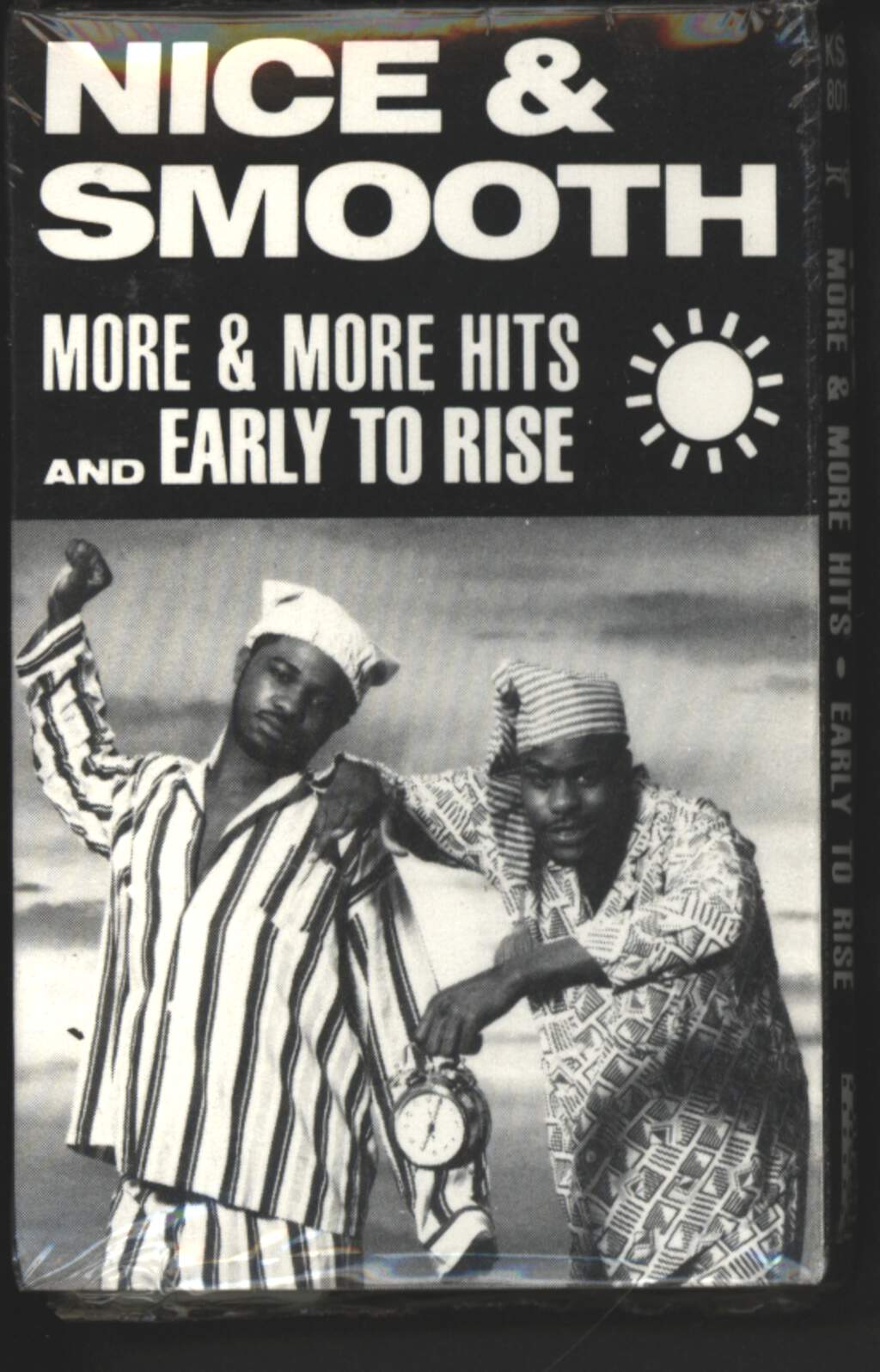 Nice & Smooth: More & More Hits / Early To Rise, Tape