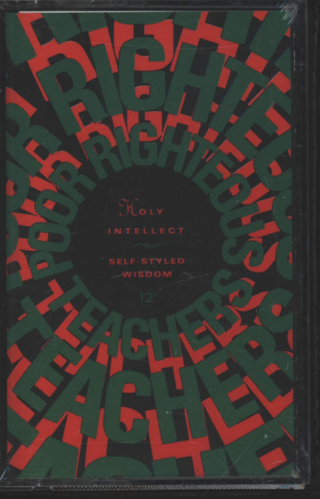 Poor Righteous Teachers: Holy Intellect / Self-Styled Wisdom, Tape