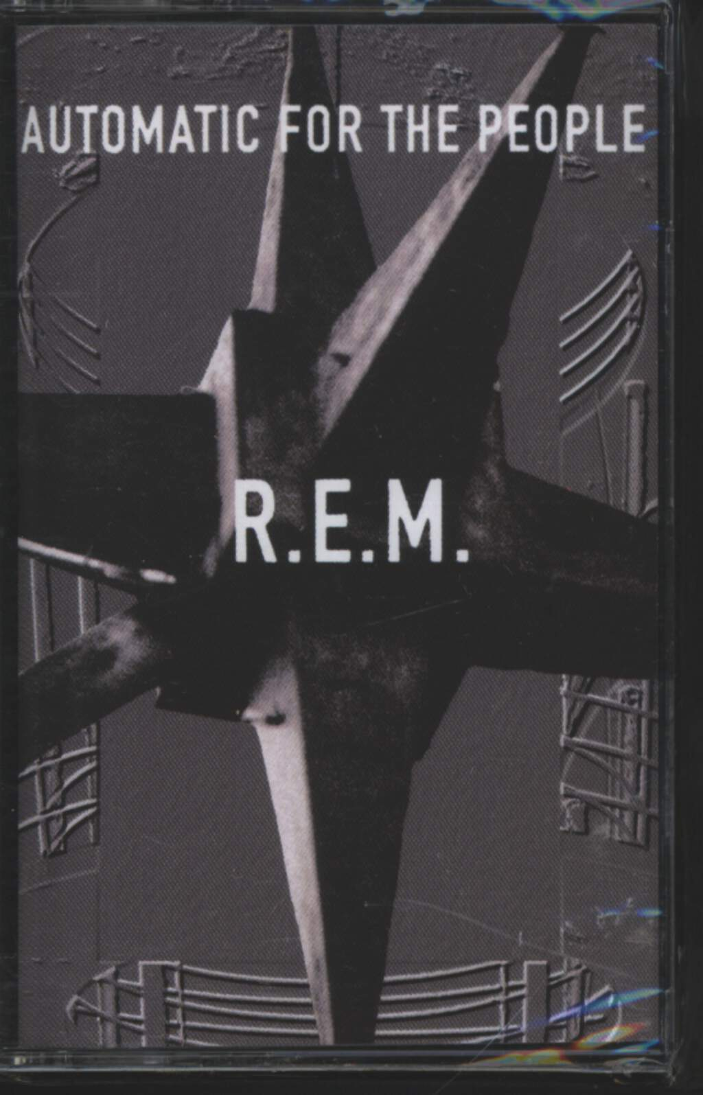R.E.M.: Automatic For The People, Tape