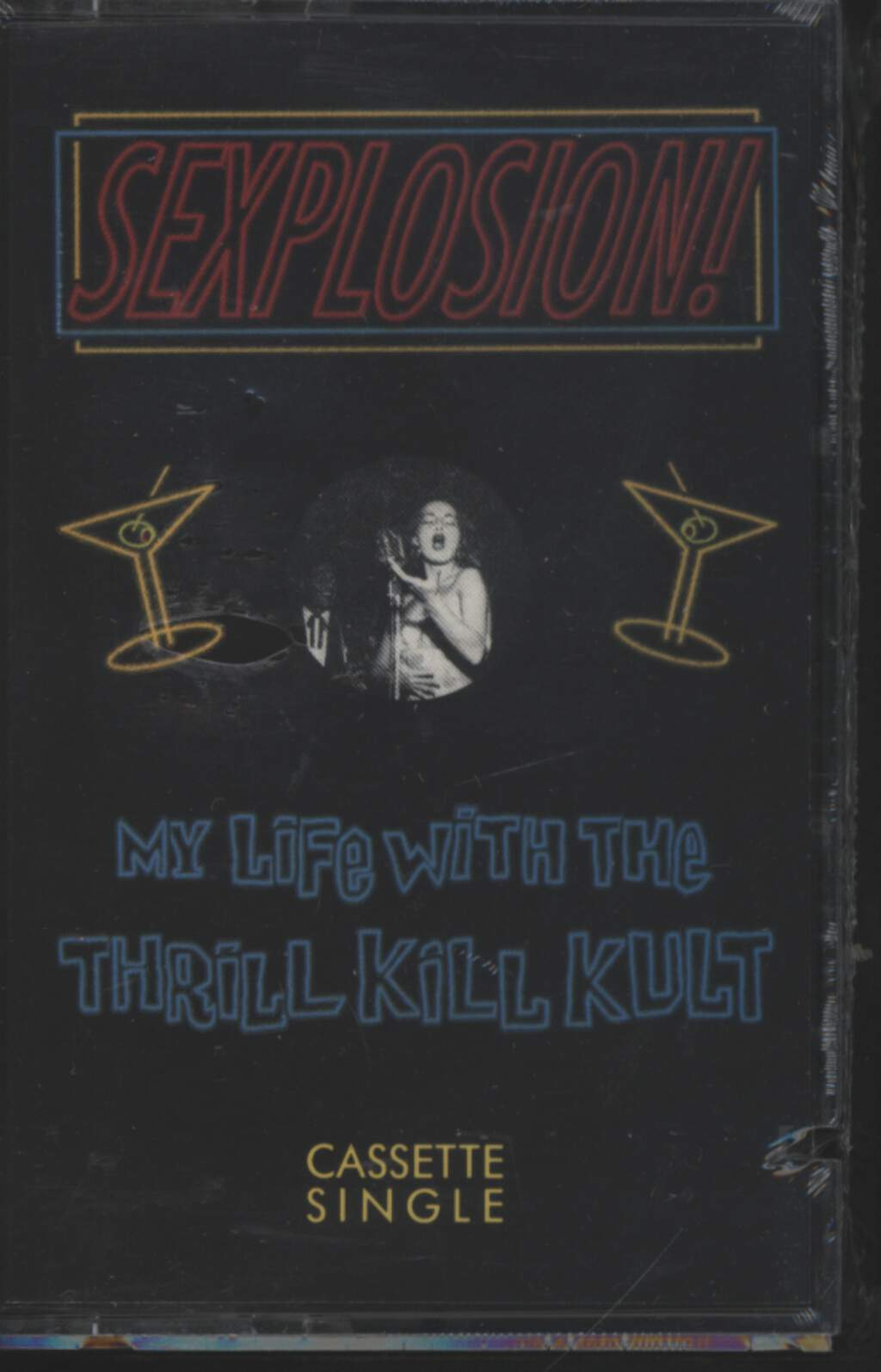 My Life With the Thrill Kill Kult: Sexplosion!, Tape