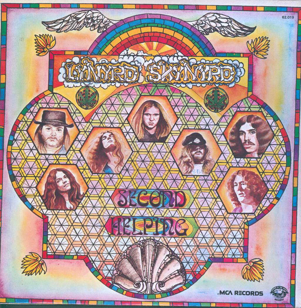 Lynyrd Skynyrd: Second Helping, LP (Vinyl)