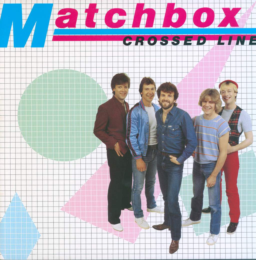 Matchbox: Crossed Line, LP (Vinyl)
