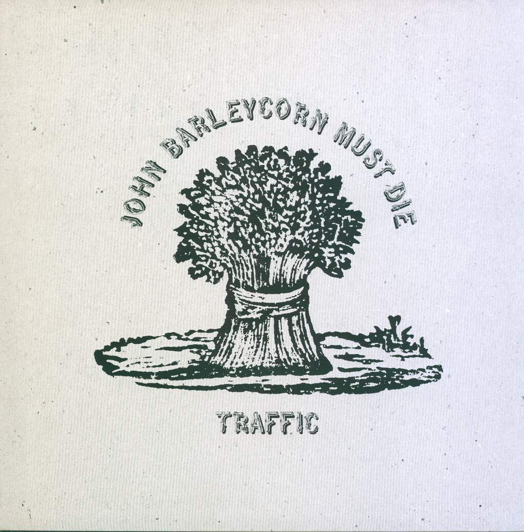 Traffic: John Barleycorn Must Die, LP (Vinyl)