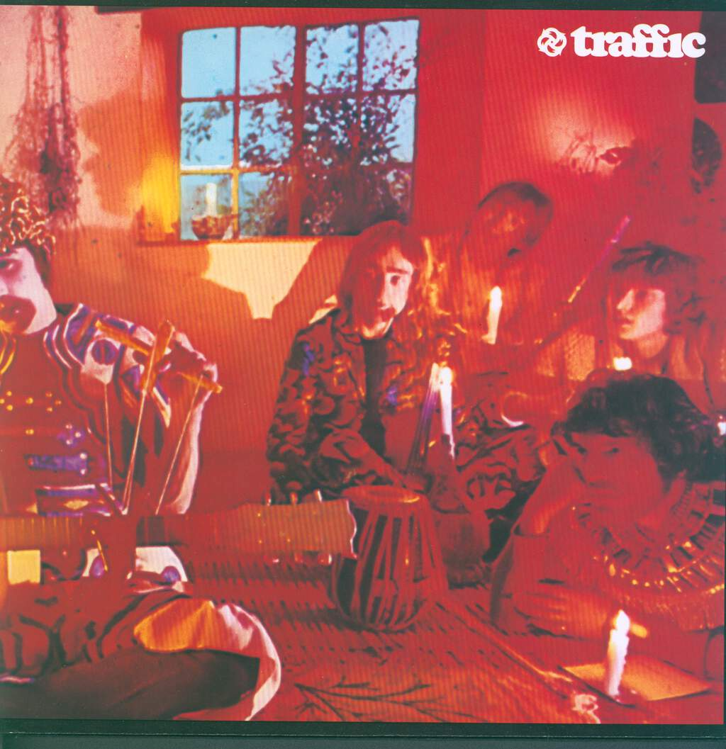 Traffic: Mr. Fantasy, LP (Vinyl)