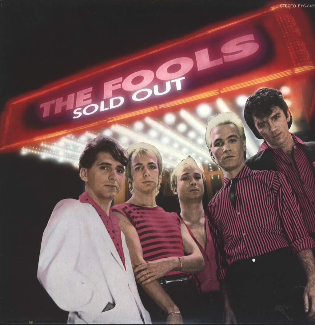 The Fools: Sold Out, LP (Vinyl)