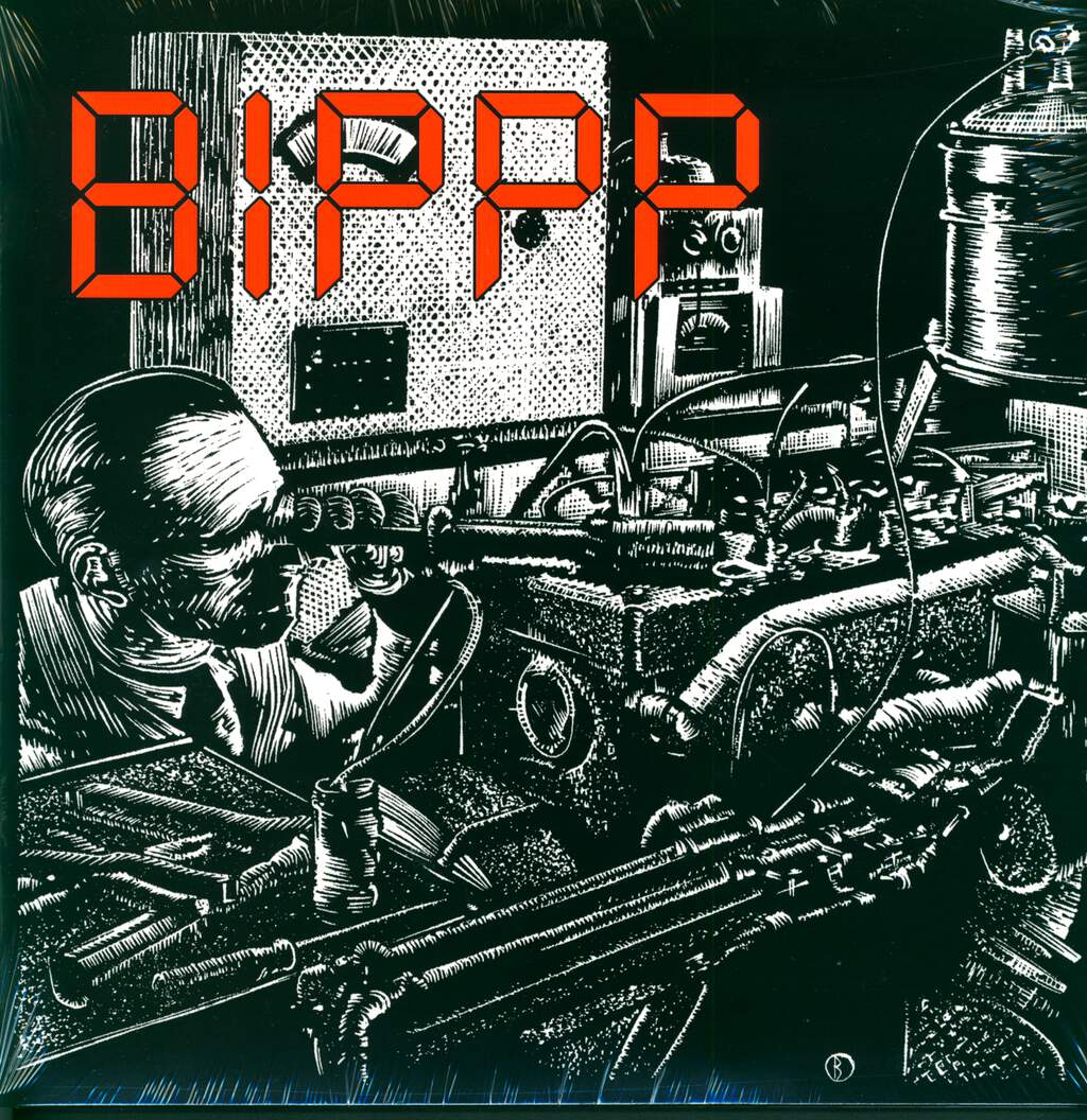Various: BIPPP : French Synth-Wave 1979/85, LP (Vinyl)