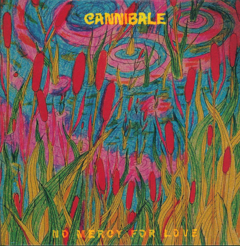 Cannibale: No Mercy For Love, LP (Vinyl)