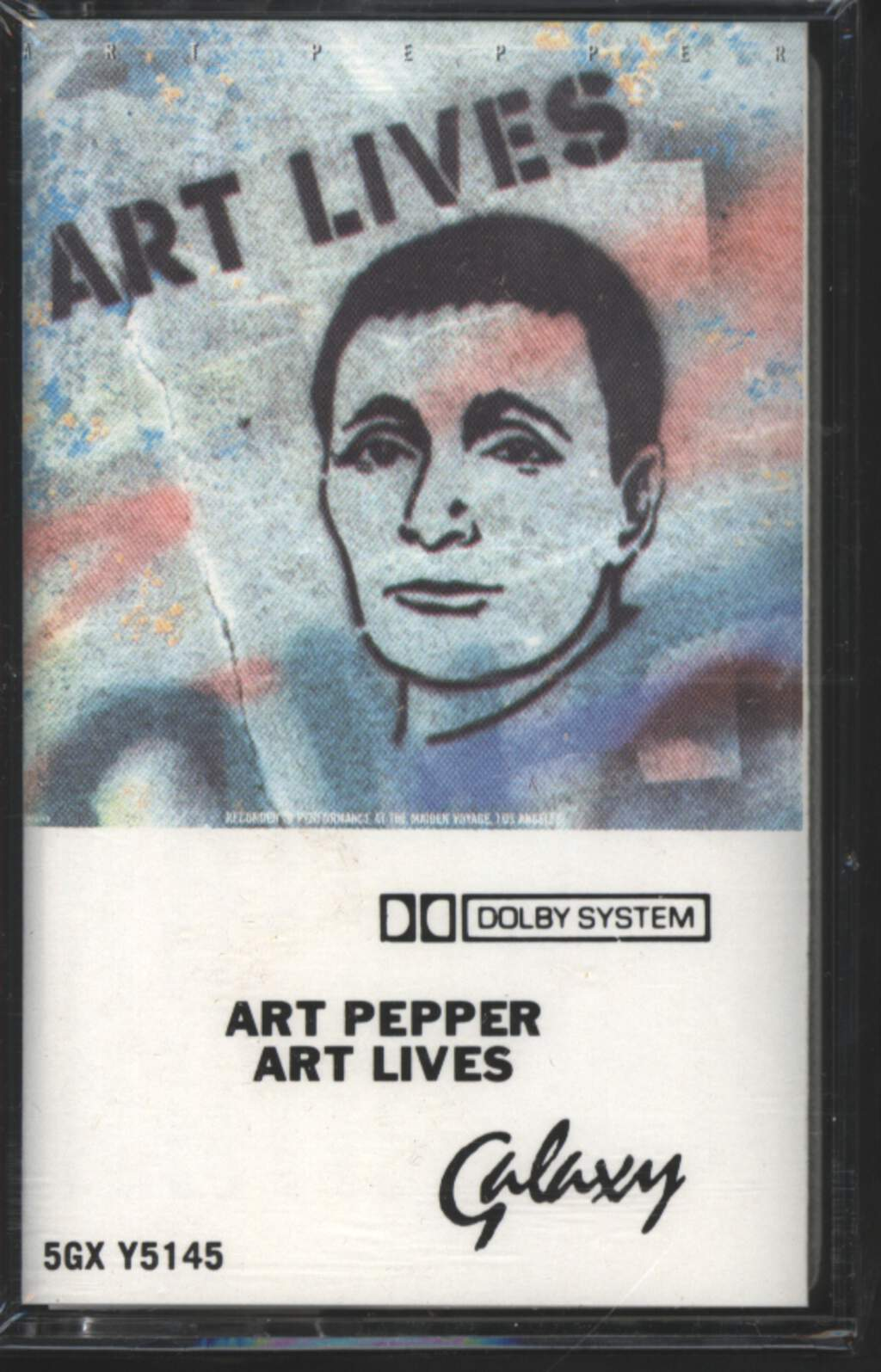 Art Pepper: Art Lives, Tape