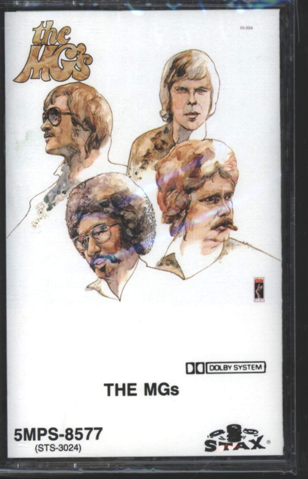 The M.G.'s: The M.G.'s, Tape