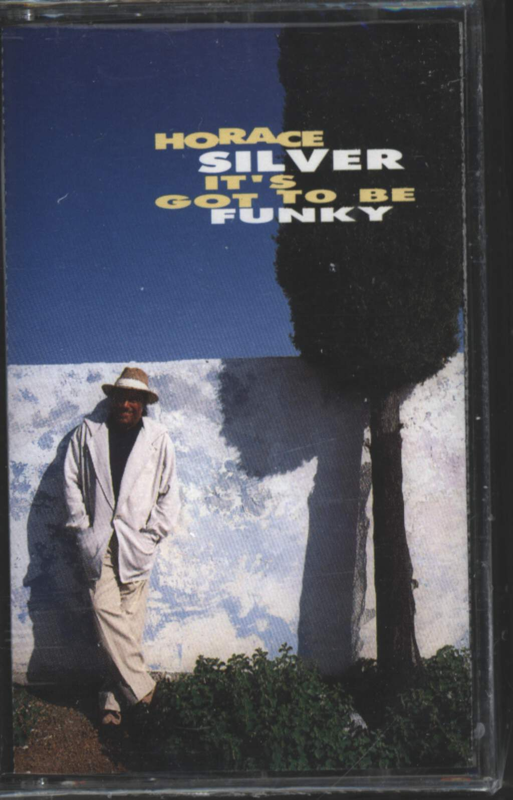 Horace Silver: It's Got To Be Funky, Tape