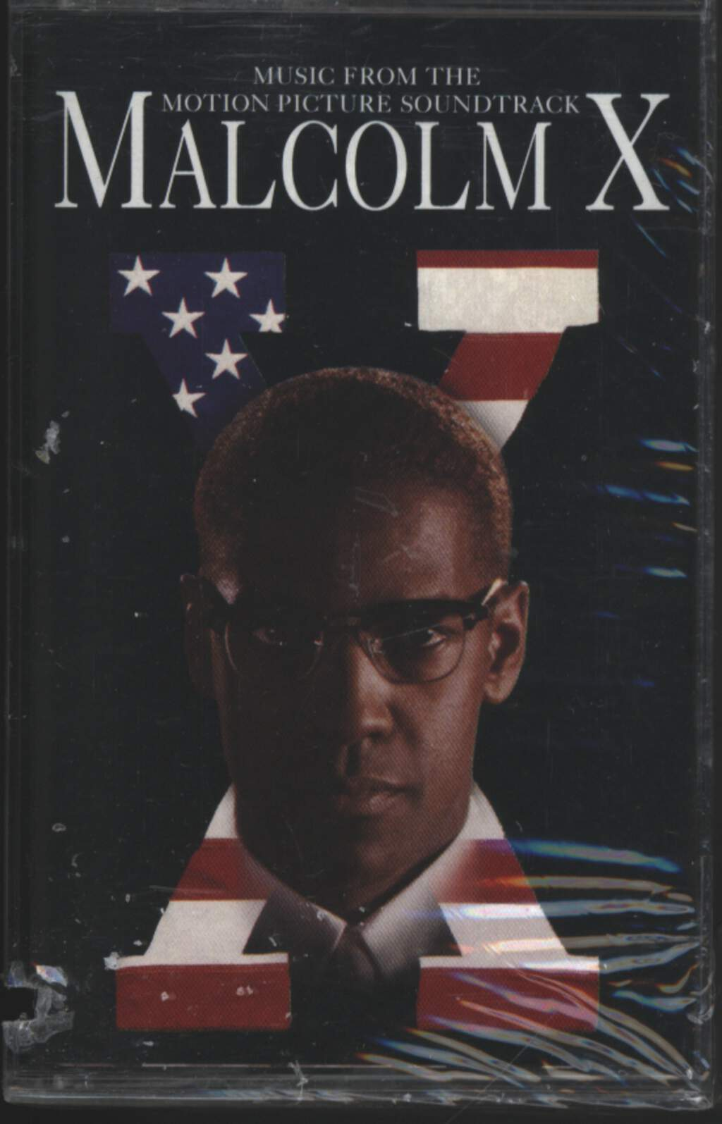 Various: Malcolm X (Music From The Motion Picture Soundtrack), Tape