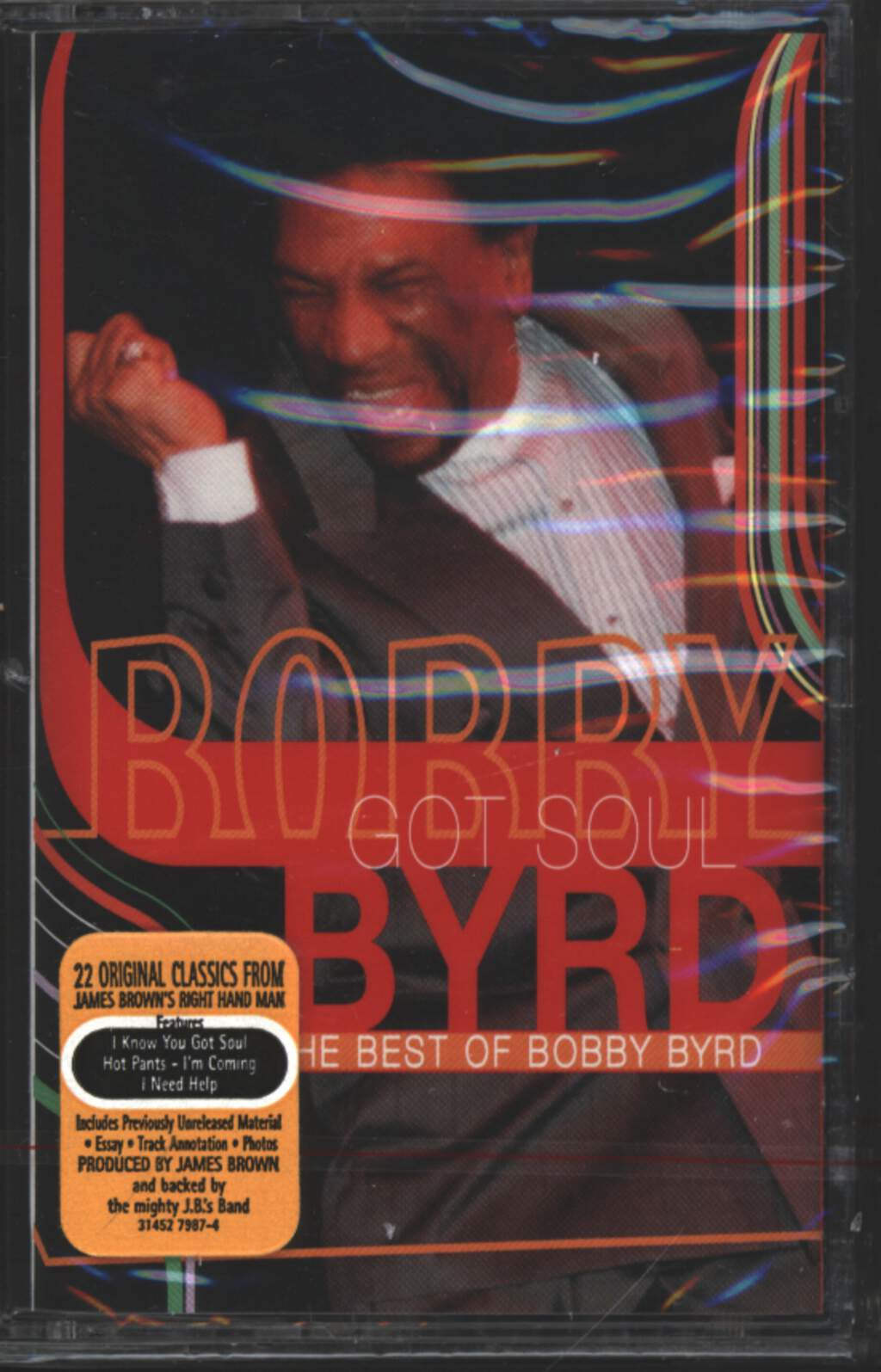 Bobby Byrd: Bobby Byrd Got Soul (The Best Of Bobby Byrd), Tape