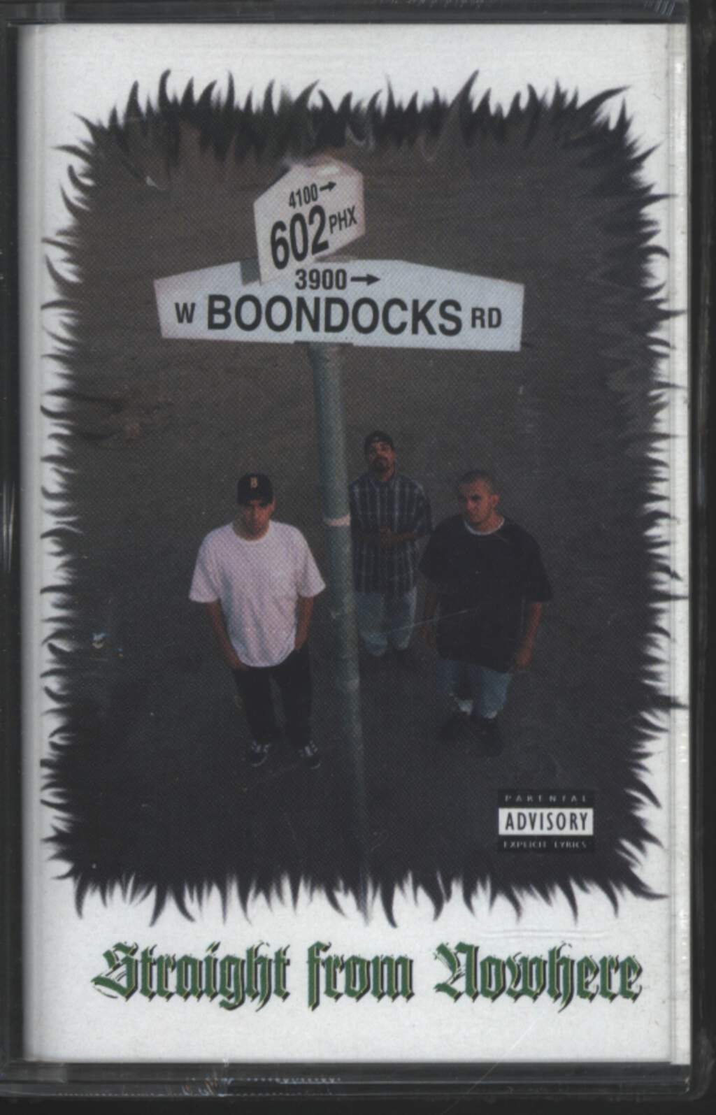 Boondocks: Straight From Nowhere, Tape