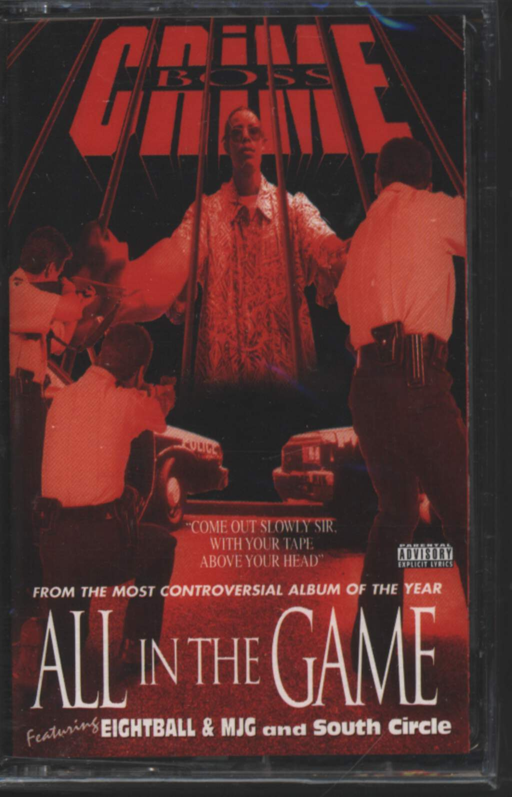 Crime Boss: All In The Game, Tape
