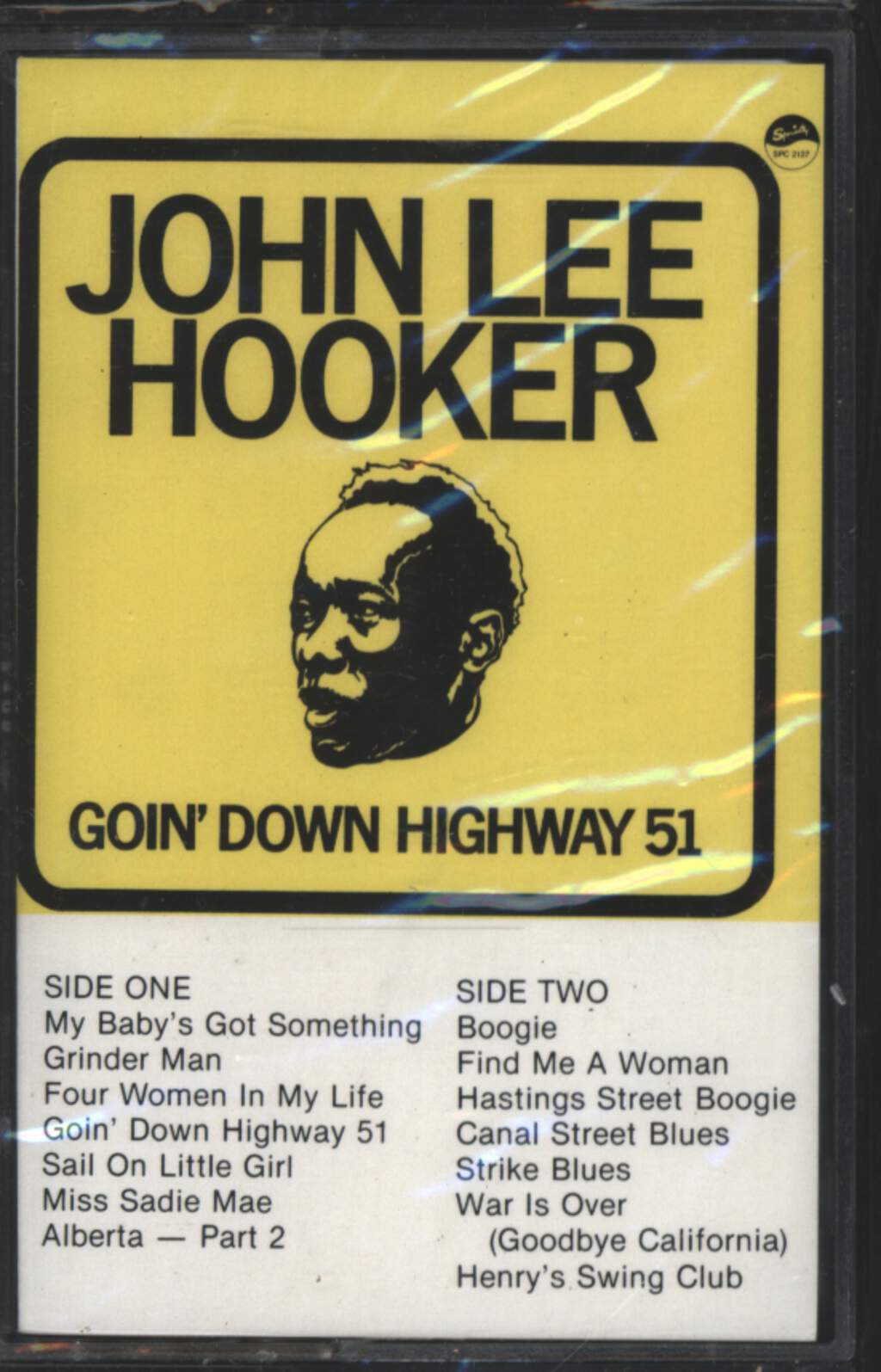 John Lee Hooker: Goin' Down Highway 51, Tape