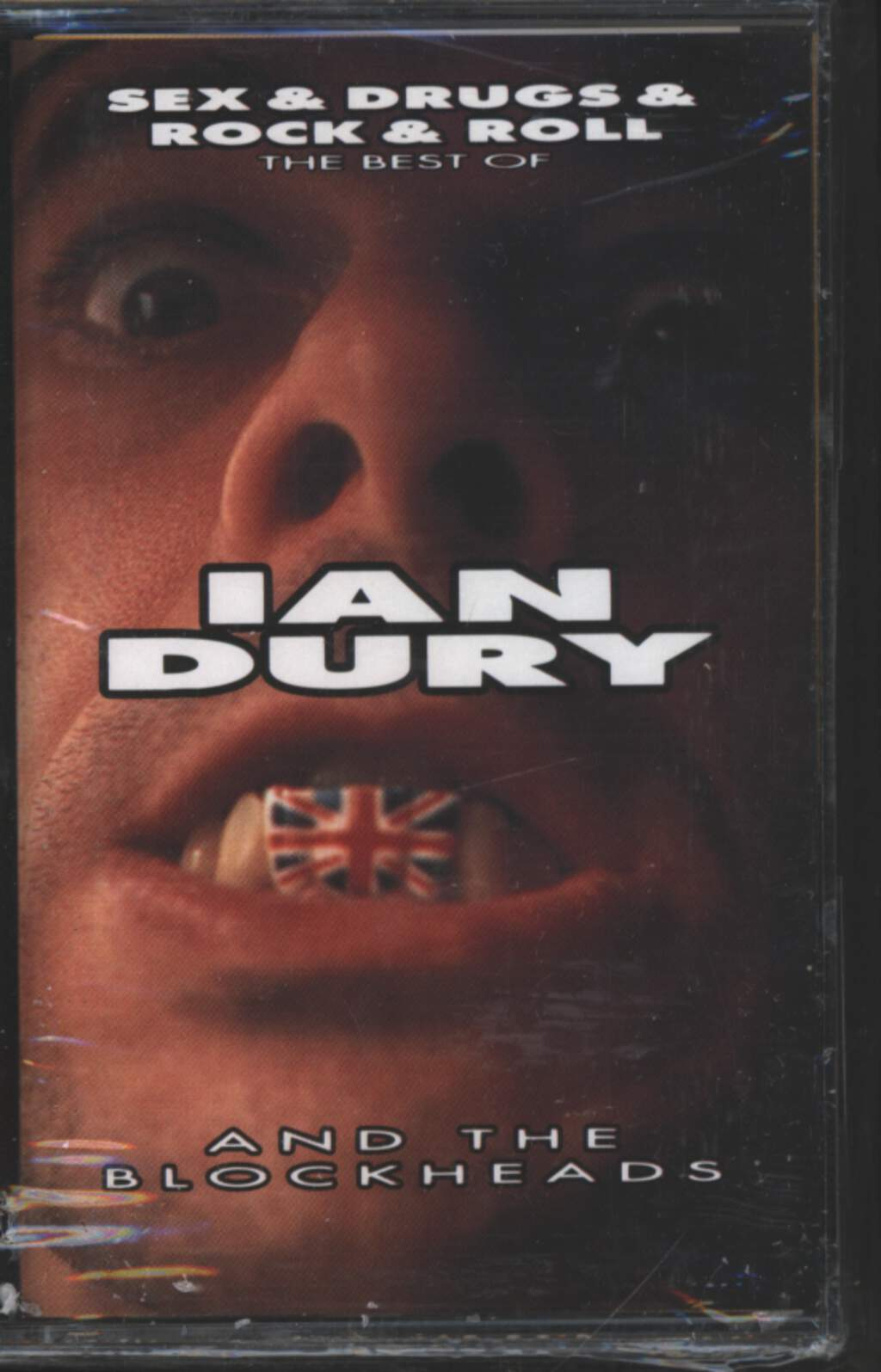 Ian Dury And The Blockheads: Sex & Drugs & Rock & Roll: The Best Of, Tape