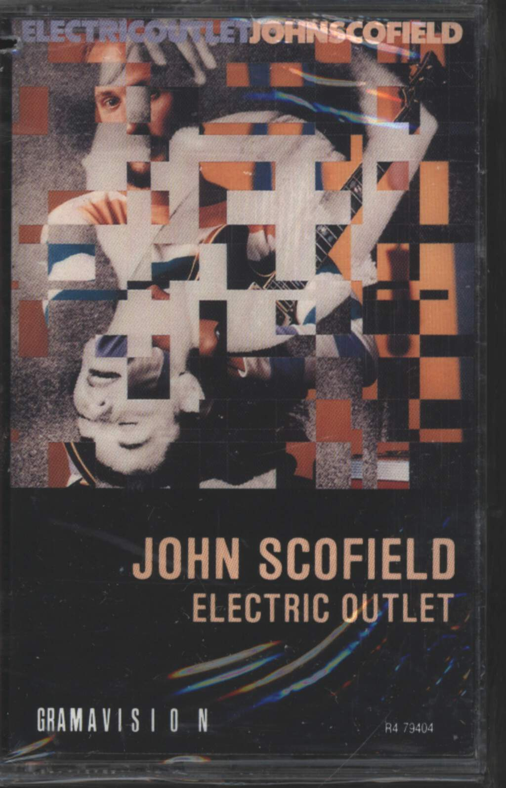 John Scofield: Electric Outlet, Tape