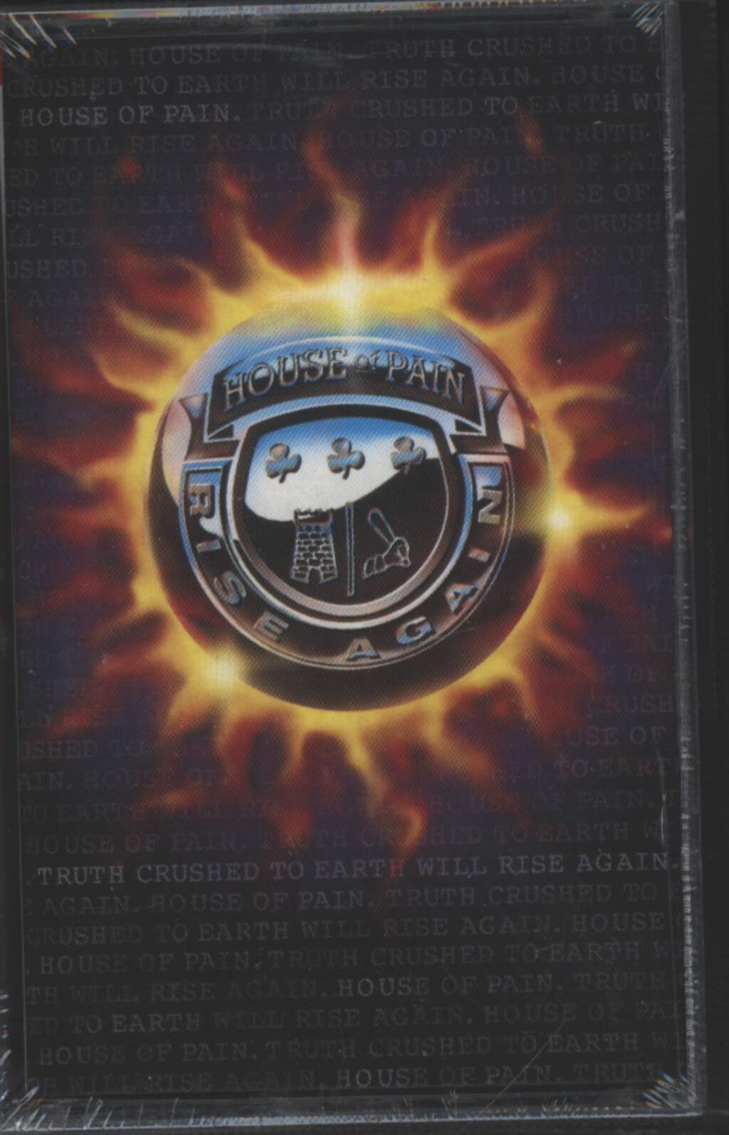 House Of Pain: Truth Crushed To Earth Shall Rise Again, Tape
