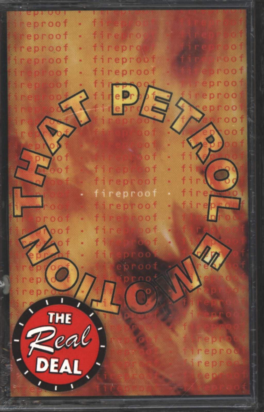 That Petrol Emotion: Fireproof, Tape