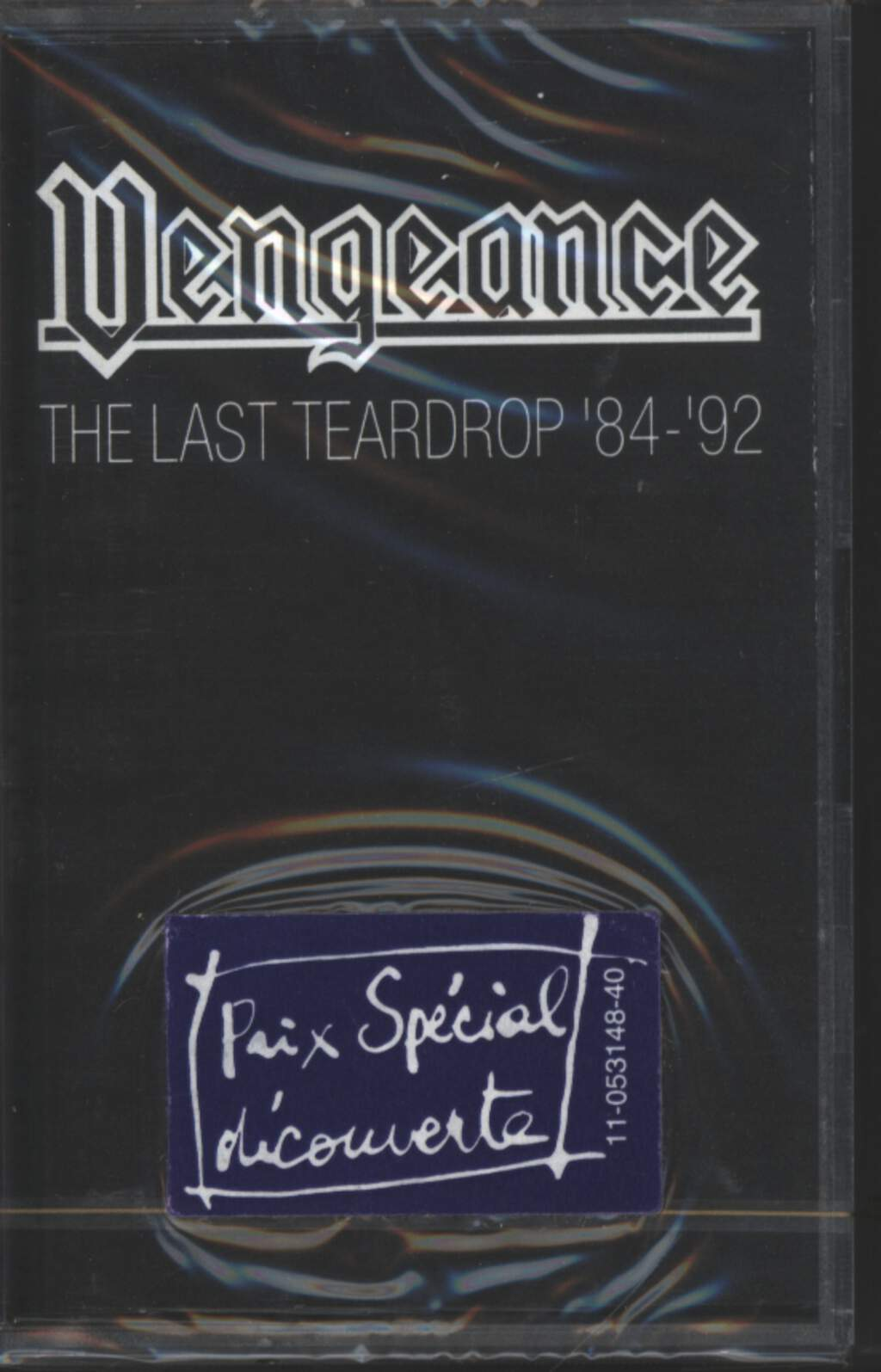 Vengeance: The Last Teardrop '84 - '92, Tape