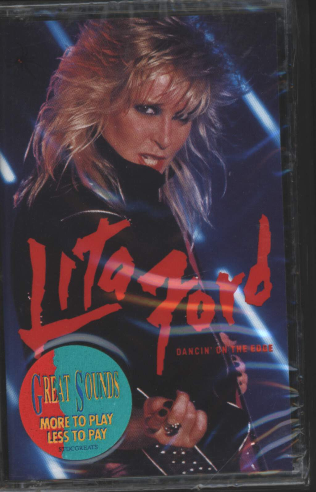 Lita Ford: Dancin' On The Edge, Tape