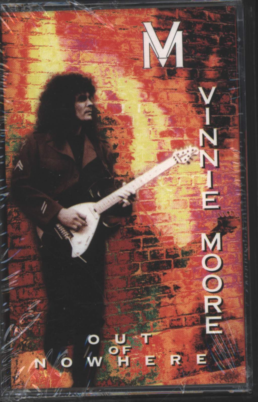 Vinnie Moore: Out Of Nowhere, Tape